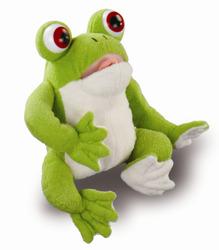 ¡Viva el español!, System A Frog Puppet