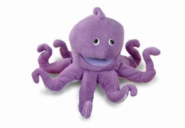 ¡Viva el español!, System B Octopus Puppet