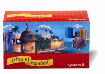¡Viva el español!, System B Kit