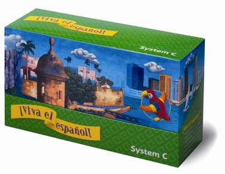 ¡Viva el español!, System C Kit