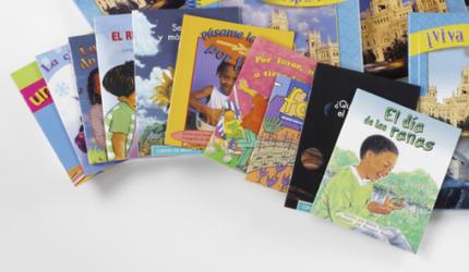 ¡Viva el español!: ¡Hola!, Classroom Library Set (10 Books)