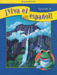 ¡Viva el español!, System A Package of 25 Workbooks