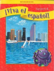 ¡Viva el español!, System B Package of 25 Workbooks