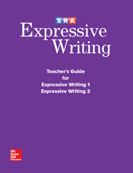 Expressive Writing Levels 1 & 2 - Additional Teacher's Guide