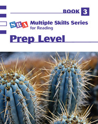 Multiple Skills Series, Prep Level Book 3