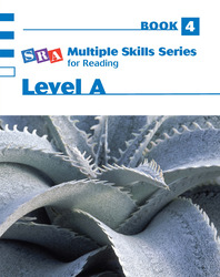 Multiple Skills Series, Level A Book 4