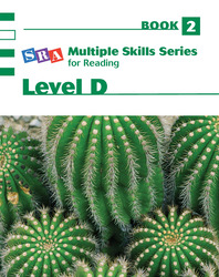 Multiple Skills Series, Level D Book 2