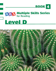Multiple Skills Series, Level D Book 4