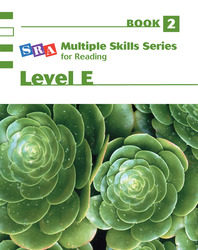 Multiple Skills Series, Level E Book 2