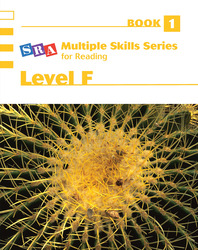 Multiple Skills Series, Level F Book 1