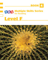 Multiple Skills Series, Level F Book 4