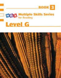 Multiple Skills Series, Level G Book 3