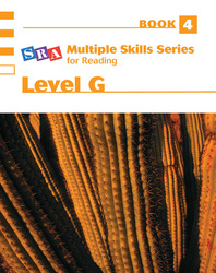Multiple Skills Series, Level G Book 4