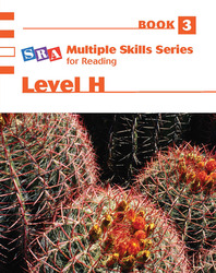 Multiple Skills Series, Level H Book 3