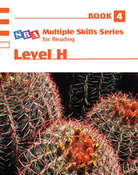 Multiple Skills Series, Level H Book 4