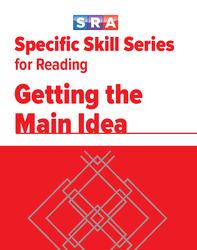 Specific Skills Series, Getting the Main Idea, Prep Level