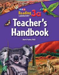 Reading Lab 3a, Teacher's Handbook, Levels 3.5 - 11.0'