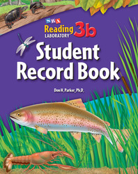Reading Lab 3b, Student Record Book (Pkg. of 5), Levels 4.5 - 12.0