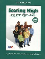 Scoring High ITBS, Teacher Edition, Grade 3