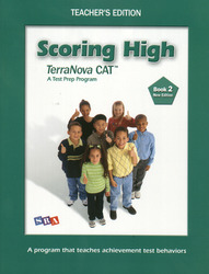 Scoring High on the California Achievement Tests (CAT), Teacher's Edition with Poster, Grade 2
