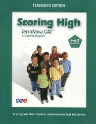 Scoring High Terra Nova CAT, Teacher Edition, Grade 2