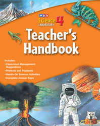 Science Lab - Teacher's Handbook, Grade 4