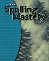 Spelling Mastery Level E, Student Workbook