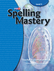 Spelling Mastery Level C, Teacher Materials
