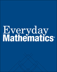 Everyday Mathematics, Grade Pre-K, Content by Strand Poster