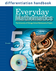 Everyday Mathematics, Grade 5, Differentiation Handbook