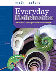 Everyday Mathematics, Grade 6, Math Masters