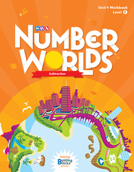 Number Worlds Level E, Student Workbook Subtraction (5 pack)