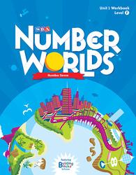 Number Worlds Level F, Student Workbook Number Sense (5 pack)