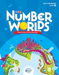 Number Worlds Level F, Student Workbook Number Patterns (5 pack)