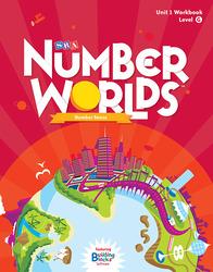 Number Worlds Level G, Student Workbook Number Sense (5 pack)