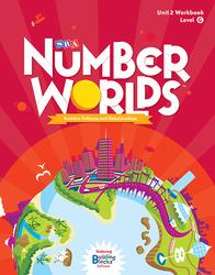 Number Worlds Level G, Student Workbook Number Patterns (5 pack)