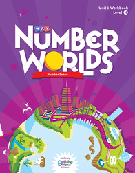 Number Worlds Level H, Student Workbook Number Sense (5 pack)