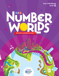 Number Worlds Level H, Student Workbook Geometry (5 pack)