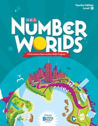Number Worlds Level C, Teacher Edition
