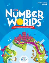 Number Worlds Level F, Teacher Edition