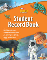 Science Lab - Student Record Book (Package of 5), Grades 3-5