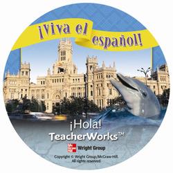 ¡Viva el español!: ¡Hola!, TeacherWorks CD-ROM