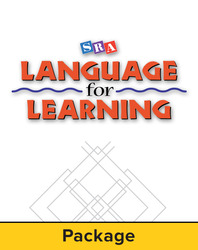 Language for Learning, Picture Cards Package