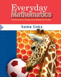 Everyday Mathematics, Grade 1, Home Links