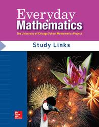 Everyday Mathematics, Grade 4, Study Links