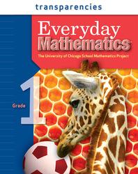 Everyday Mathematics, Grade 1, Transparencies
