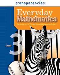 Everyday Mathematics, Grade 3, Transparencies