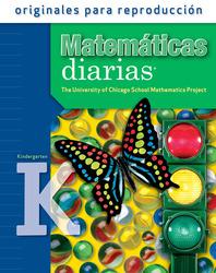 Everyday Mathematics, Grade K, Math Masters/Originales para reproducción