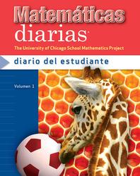 Everyday Mathematics, Grade 1, Student Math Journal 1/ Diario del estudiante