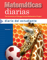 Everyday Mathematics, Grade 1, Student Math Journal 2/ Diario del estudiante